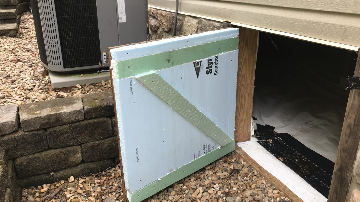 What Is Crawl Space Encapsulation