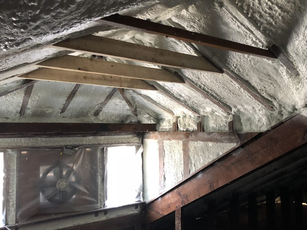 Attic Insulation in Diamond Hill Lynchburg