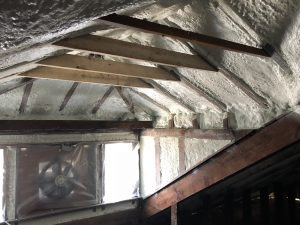 Good insulation helps keep down costs of utilities